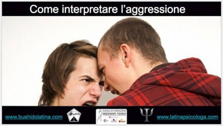 Difesa personale: Come interpretare l'aggressione
