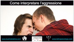 come interpretare l'aggressione